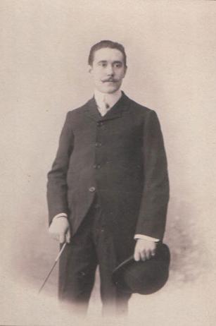 Joaquín Turina 40